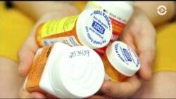 Статистика смертности от болеутоляющих препаратов с опиоидами превысила число американцев, погибших в ДТП