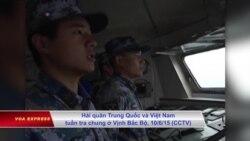 Việt Nam, Trung Quốc điều tra vùng đánh cá trên Biển Đông