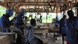 Ghana's Bamboo Bikes Gain Worldwide Attention