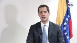 """Juan Guaidó: """"Necesitamos de la fuerza armada"""""""