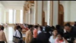 2012-07-25 美國之音視頻新聞: 昂山素姬首次緬甸國會演說