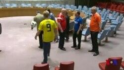 Futbol va diplomatiya