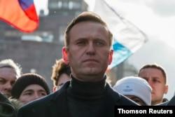 러시아 야권 지도자 알렉세이 나발니 의원.