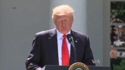 EE.UU. se retira del acuerdo de París