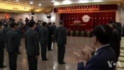 台湾国防部长: 敌情威胁日益增长