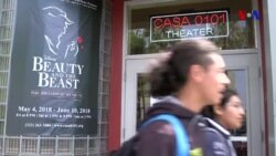 "Los-Ancelesin ""CASA 0101"" teatrı"