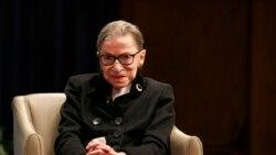 ကြယ္လြန္သူ တရား႐ံုးခ်ဳပ္တရားသူႀကီး Ruth Bader Ginsburg အေၾကာင္း