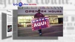 Manchetes Americanas 1 de Março: Super-terça-feira nos Estados Unidos