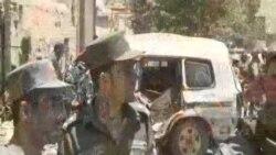 塔利班發動自殺爆炸 至少六人喪生