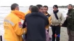 2016-01-06 美國之音視頻新聞: 土耳其海岸兩次船難36名船民喪生