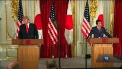 Підсумки візиту Трамп до Японії. Відео