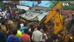 印度塌牆意外至少有15人死亡