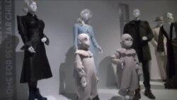 美国万花筒:奥斯卡服装展让你身临其境