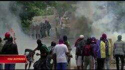 LHQ kêu gọi đối thoại để giải quyết khủng hoảng Venezuela