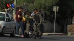 اسرائیل صدها سرباز را برای مقابله با حملات فلسطینی ها در اورشلیم مستقر کرد