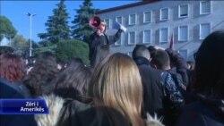 Dita 15 e protestave studentore, flasin protagonistë të dhjetorit '90