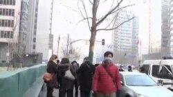 新公民运动4成员在北京受审
