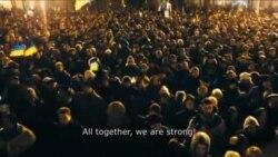 """""""Zima u plamenu"""" - dokumentarac o prosvjedima u Kijevu 2013/2014."""