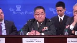 美日防长同意紧密合作应对东海岛屿冲突