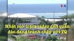 Nhật mở trạm radar gần quần đảo đang tranh chấp với TQ
