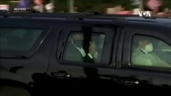 特朗普總統從醫院發視頻:感染新冠病毒讓我見識良多