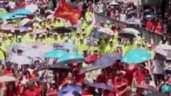 HONG KONG PROTEST - 8-18