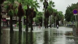 Hurricane Maria Targets Puerto Rico, Virgin Islands