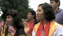 Amerika hayoti, immigratsiya bilan bog'liq muammolar/US immigration issues
