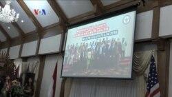 Buka Puasa Antar Agama di Wisma Indonesia, Washington DC