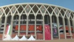Les Ivoiriens inaugurent un nouveau stade olympique de 60.000 places