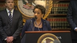 Attorney General Loretta Lynch Says Indicted FIFA Officials 'Corrupted' Soccer