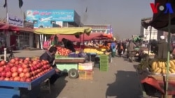 په کابل کې د تازه میوو بازار