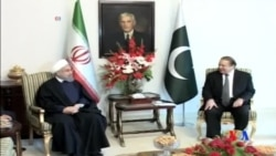 2016-03-27 美國之音視頻新聞: 伊朗希望與沙特磋商解決分歧
