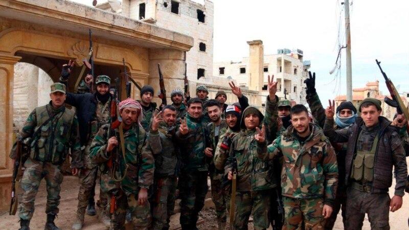Սիրիան պատրաստվում է ազատագրել ապստամբների վերջին հենակետը