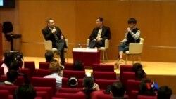 2016-01-13 美國之音視頻新聞: 香港民主三代人商討民主未來