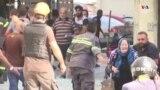 Պայթյունի հետաքննության պատճառով Բեյրութում բռնությունների շարունակման ֆոնին խաղաղ բնակիչները են տարհանվել