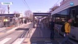 İstanbul'da Toplu Taşıma Kullanımı 7,4 Milyondan 2,9 Milyona Düştü