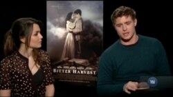 """""""Це фільм, який має подивитися кожен"""" - актори про фільм """"Гіркі жнива"""". Відео"""