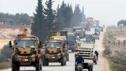 La Turquie mène une offensive en Syrie, deux avions du régime abattus