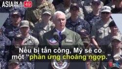 Mỹ-Trung lên án thái độ của Bắc Triều Tiên (VOA60 châu Á)