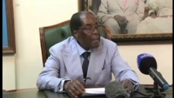 Mugabe Breaks Silence, Attacks Former Protege Mnangagwa For Toppling Him in 'Volent Coup'