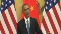 奧巴馬:美國沒有介入佔中但關注選舉公平