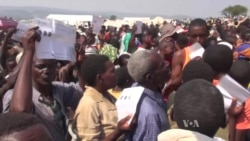 Life is a Grind for Burundi Refugees at Mahama Camp