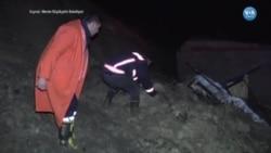 Mersin'de Sel Felaketi Can Aldı