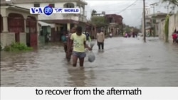 VOA60 World PM - Haiti: The city of Les Cayes struggles to recover from the aftermath of Hurricane Matthew.