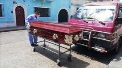 Velatorios y sepelios restringidos en Guatemala