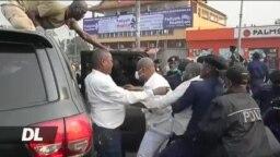 Polisi wazima maandamano ya upinzani Kinshasa