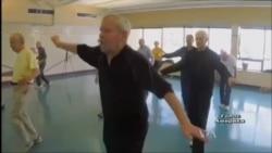 Фізкультура, яка спрацювала проти хвороби Паркінсона. Відео