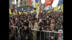2014-03-16 美國之音視頻新聞: 克里米亞在國際社會反對下舉行入俄公投