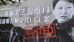 香港举行廉洁法治集会游行 全国政协副主席梁振英成目标